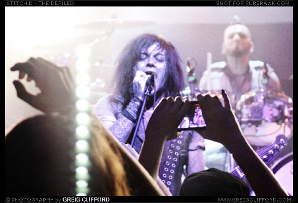 Stitch D - The Defiled - 2014